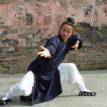 Practicar Kung Fu