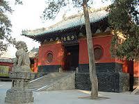 Monasterio de Shaolin de Kung Fu